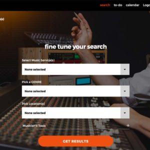 Indie Bible Online Database Screenshot