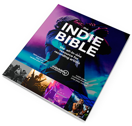 indie bible for musicians