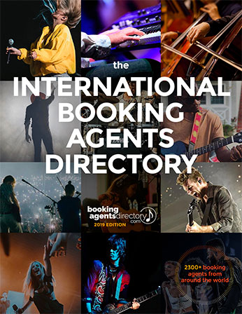 The International Booking Agents Directory