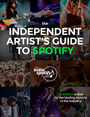independent artist guide to spotify