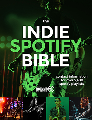 indie spotify bible for musicians