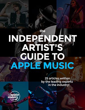 independent musician's guide to apple music
