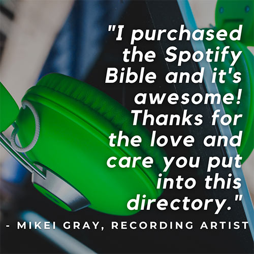 spotify bible reviews